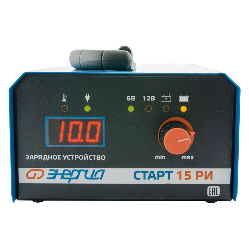 Зарядное устройство для аккумулятора Энергия СТАРТ 15 РИ фото