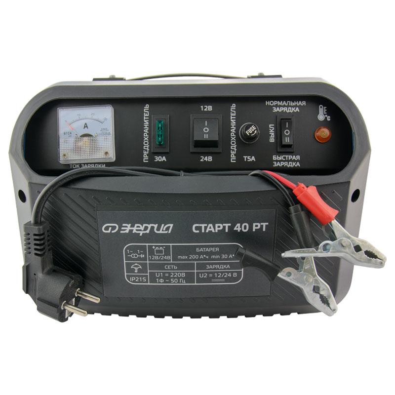 Зарядное устройство для аккумулятора Энергия СТАРТ 40 РТ фото