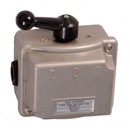 Рубильник QS5- 15A (15A, I - 0) разрывной Энергия
