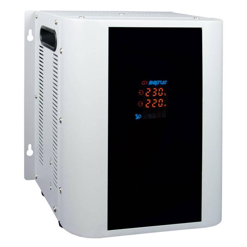 Однофазный стабилизатор напряжения Энергия Hybrid 2000 (U) фото