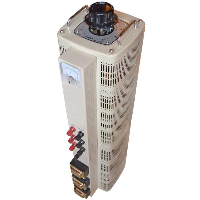 Регулируемый трехфазный автотрансформатор (ЛАТР) ЭНЕРГИЯ TSGC2-20k (20 кВА)