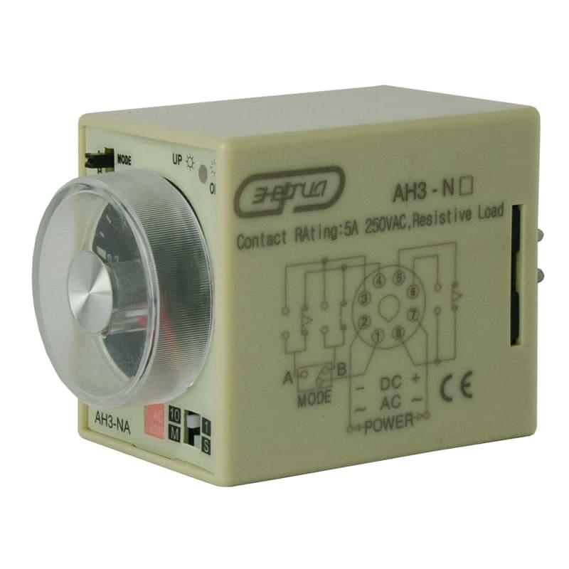 Pеле времени 220V AH3-NA (1s - 10 min) AC Энергия фото