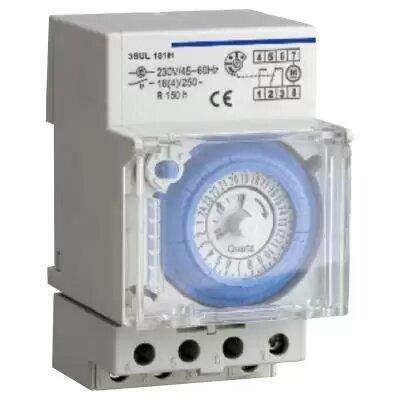 Суточный таймер (электронно-механический) Энергия SUL 181h фото