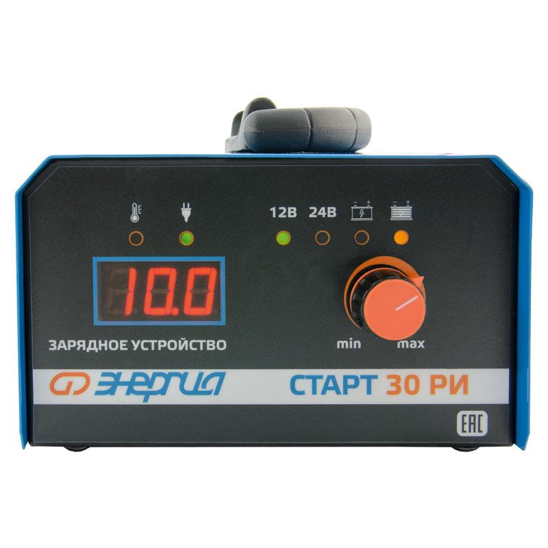Зарядное устройство для аккумулятора Энергия СТАРТ 30 РИ фото