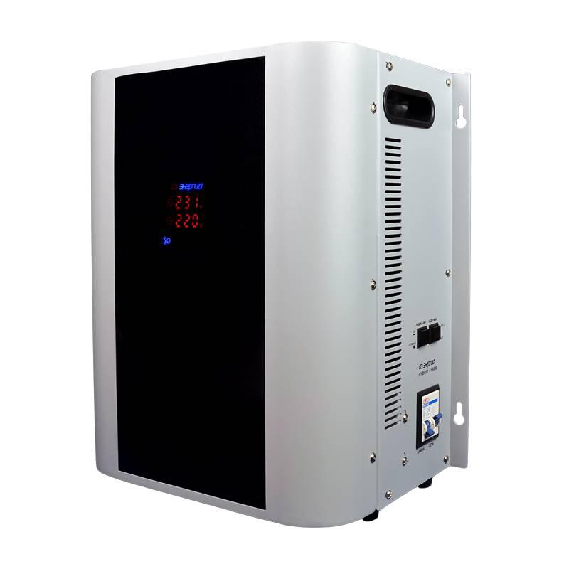 Однофазный стабилизатор напряжения Энергия Hybrid 10000 (U) фото