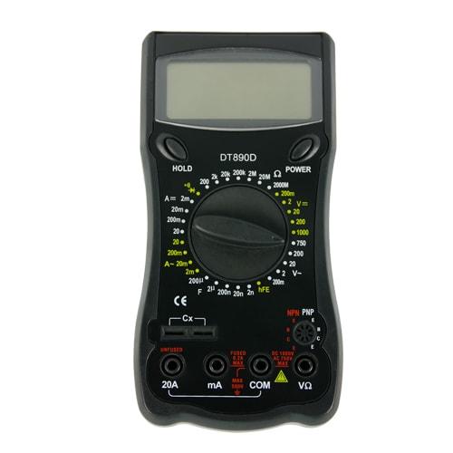 Мультиметр DT 890D Энергия фото