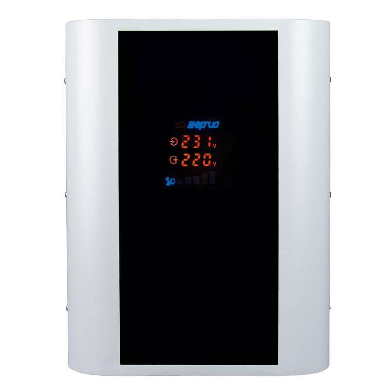 Однофазный стабилизатор напряжения Энергия Hybrid 3000 (U) фото