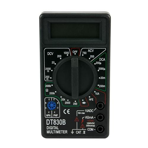 Мультиметр DT 830B Энергия фото