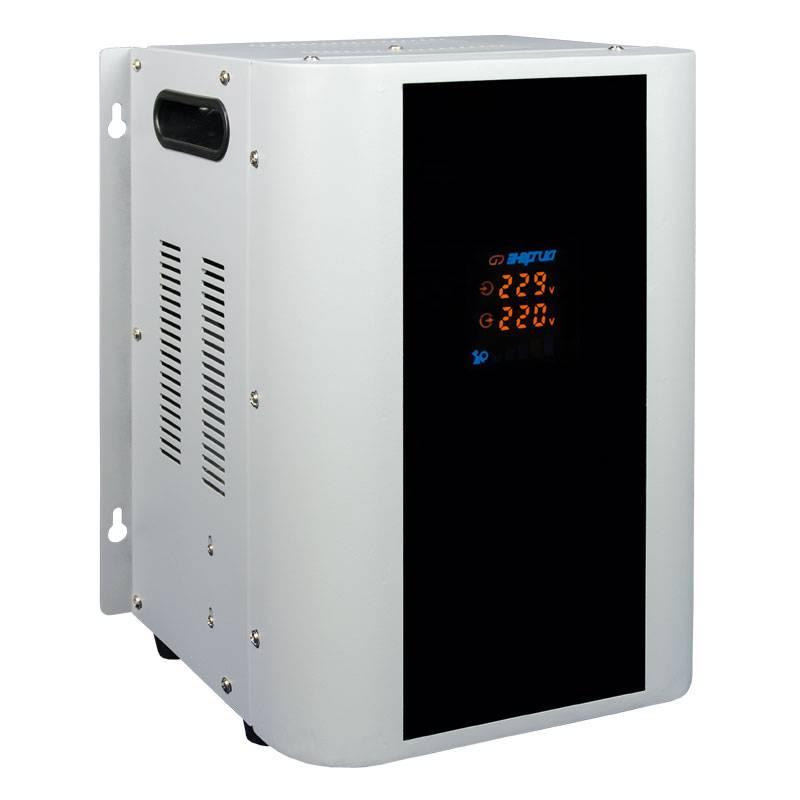 Однофазный стабилизатор напряжения Энергия Hybrid 5000 (U) фото