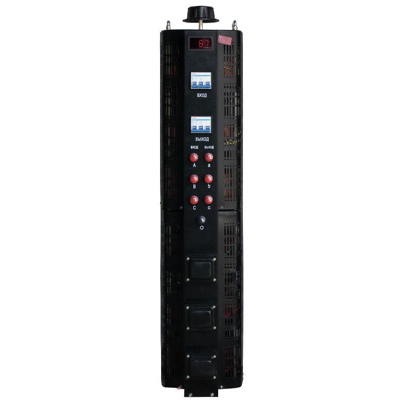Автотрансформатор (ЛАТР) Энергия Black Series TSGC2-30кВА 30А (0-520V) трехфазный фото