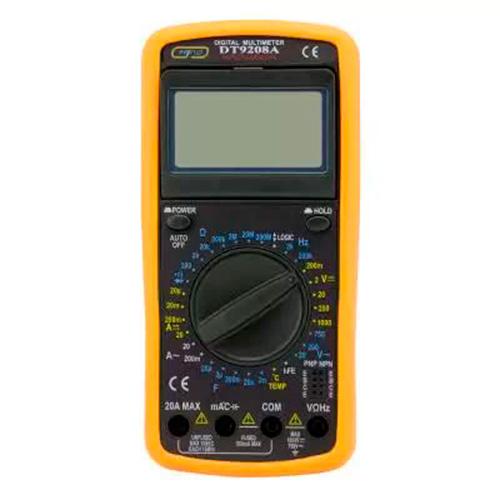 Мультиметр DT 9208 Энергия