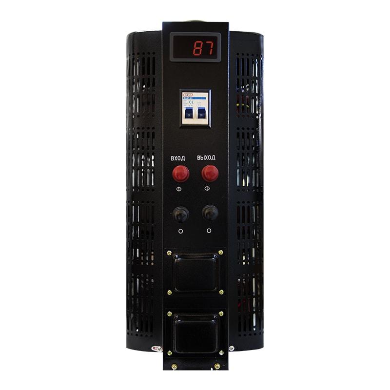 Автотрансформатор (ЛАТР) Энергия Black Series TDGC2-15кВА 45А (0-300V) однофазный фото