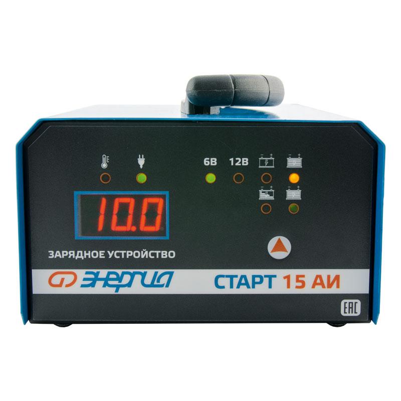 Зарядное устройство для аккумулятора Энергия СТАРТ 15 АИ фото