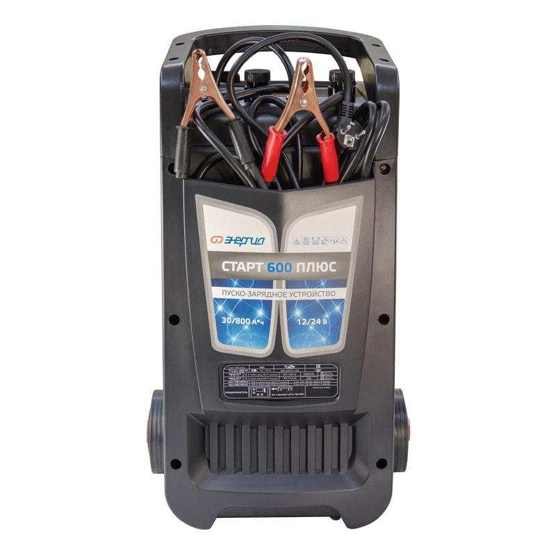 Пуско-зарядное устройство для аккумулятора Энергия СТАРТ 600 ПЛЮС фото