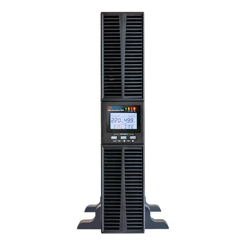 С двойным преобразованием ИБП с двойным преобразованием Энергия ИБП Pro OnLine 7500 (EA-9006S) 192В фото