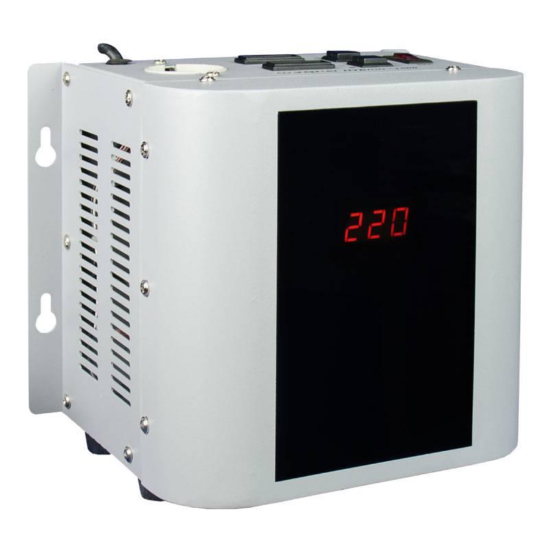Однофазный стабилизатор напряжения Энергия Hybrid 1500 (U) фото