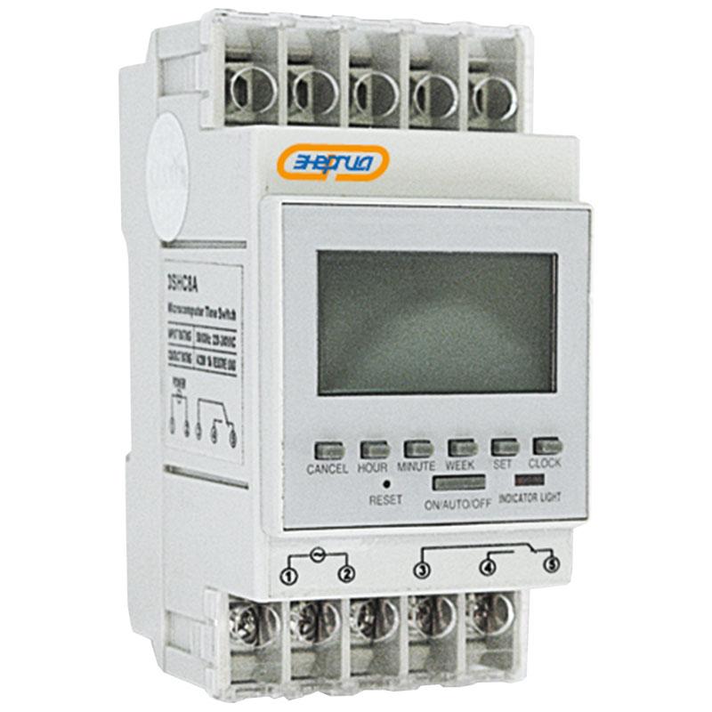 Таймер программируемый недельный DHC8A-1С Энергия фото