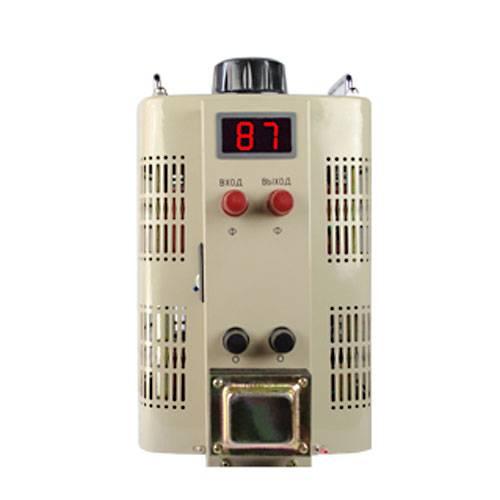 Регулируемый однофазный автотрансформатор (ЛАТР) Энергия TDGC2-10k (10 кВА) фото