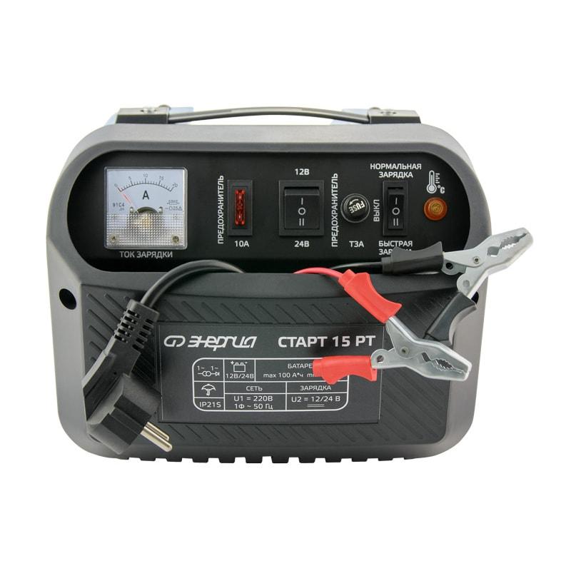 Зарядное устройство для аккумулятора Энергия СТАРТ 15 РT фото